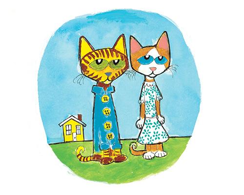 Meet Pete the Cat and His Friends | PeteTheCatBooks.com