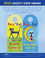 Pete the Cat: Twinkle, Twinkle, Little Star: Door Hanger