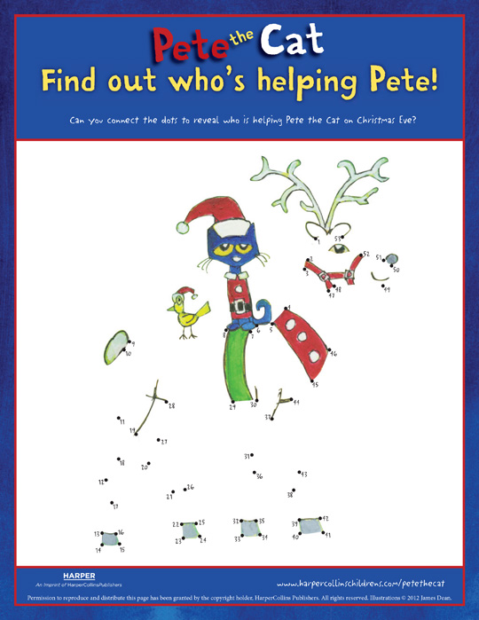 photo about Pete the Cat Printable named Pete the Cat Actions