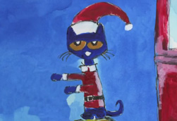 play video pete the cat saves christmas - Pete The Cat Saves Christmas